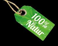 100% Natur
